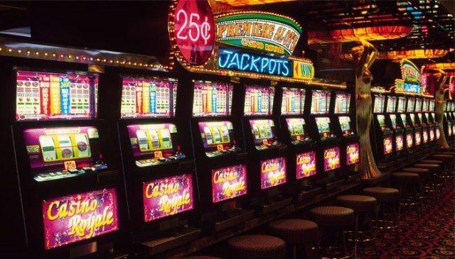 Азартные игры в казино Космолот