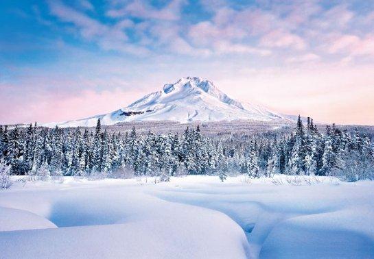 Зимний пейзаж: 25 удивительных фотографий