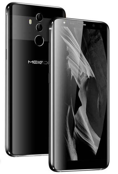 Meiigoo Mate 10 копирует дизайн Huawei Mate 10 Pro