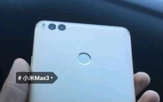 Фаблет Xiaomi Mi Max 3 получит 7-дюймовый экран и чип Snapdragon 635
