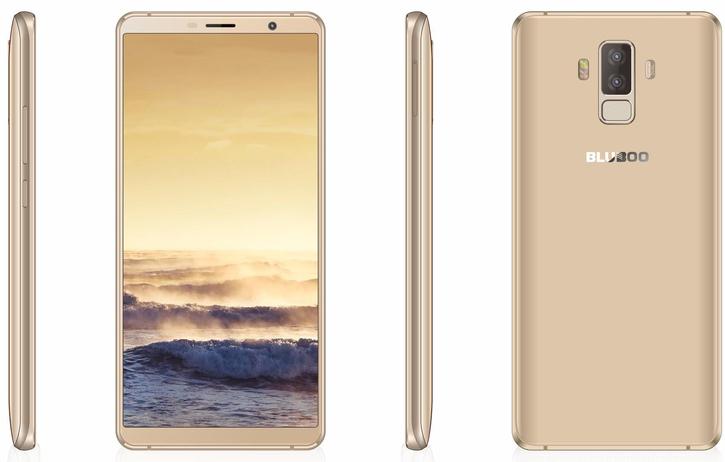 Смартфон Bluboo S3 оснастят аккумулятором на 8300 мАч