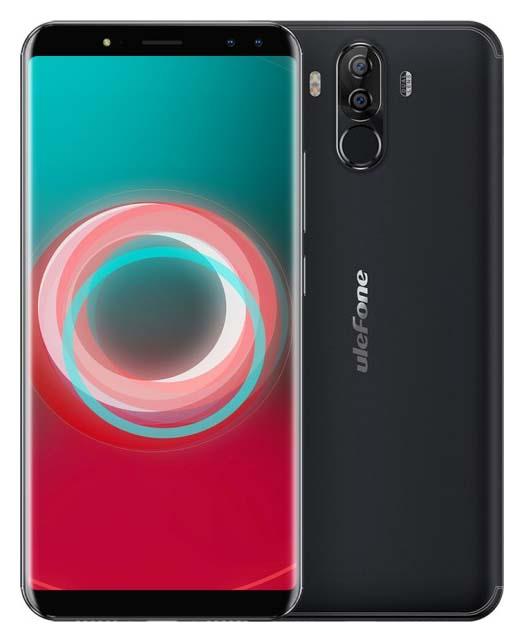 Ulefone Power 3S оснастили аккумулятором на 6350 мАч