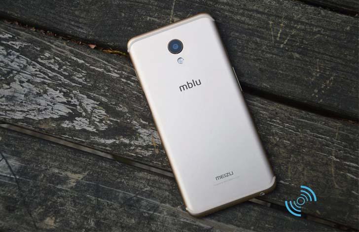 Meizu M6S показали на качественных
