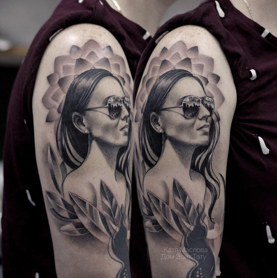 Лучший тату-салон в Москве