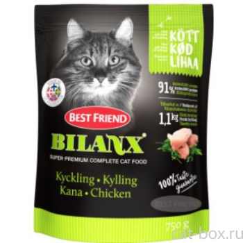 Большой выбор кормов для котов и кошек