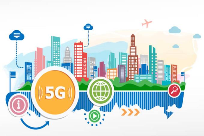 Смартфоны с поддержкой 5G массово будут появляться через год