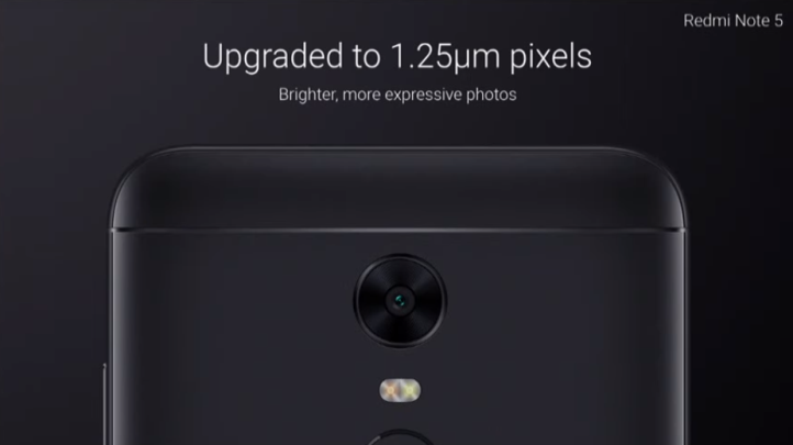 Xiaomi Redmi Note 5 – практически полная копия Redmi 5 Plus