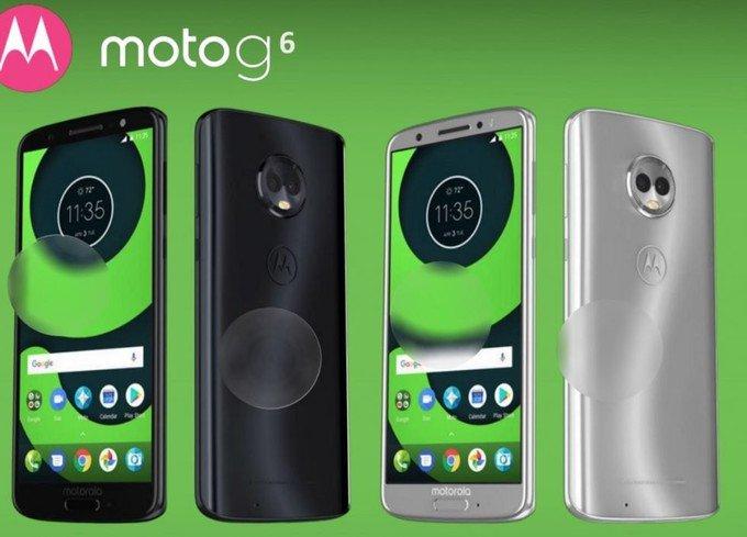 Линейка Moto G6 получит экраны 18:9