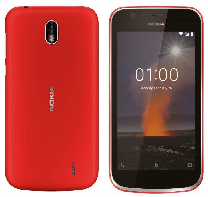 Опубликованы рендеры Nokia 1 и Nokia 7 Plus
