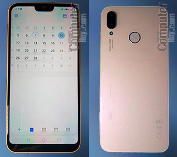 Huawei nova 3e будет копией смартфона P20 Lite