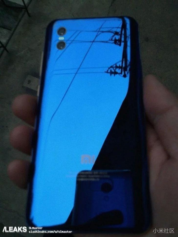 Флагман Xiaomi Mi7 показали на