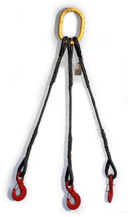 Собственное производство надежных строп и крюков