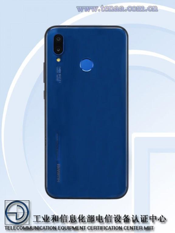 Huawei P20 Lite прошел сертификацию TENAA