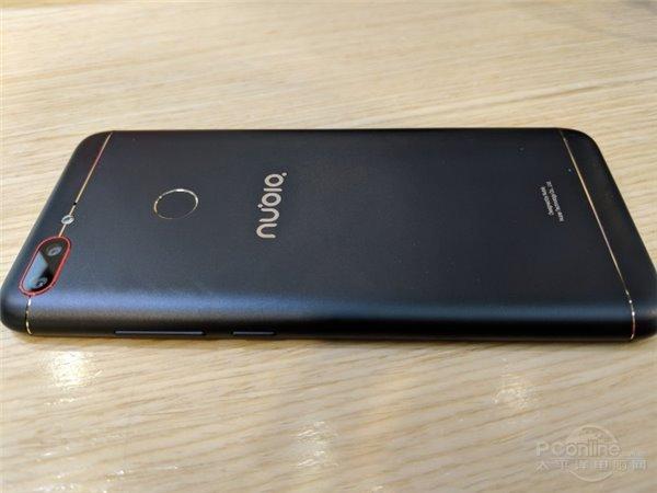Смартфон Nubia N3 оснащен аккумулятором на 5000 мАч