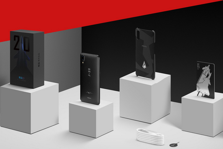 Состоялся анонс Meizu E3 на Snapdragon 636 c двойной основной камерой