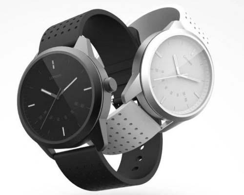 Представлены гибридные умные часы Lenovo Watch 9 за