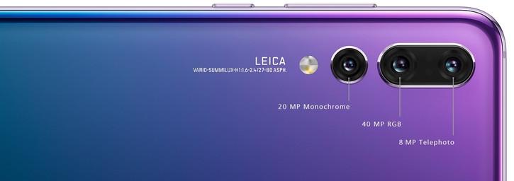 В Париже представлены Huawei P20 и P20 Pro
