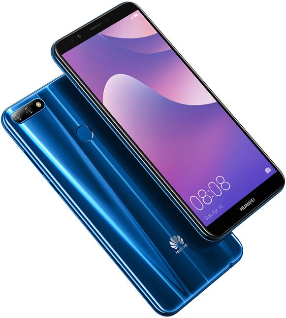 Состоялся анонс Huawei Y7 Prime (2018)