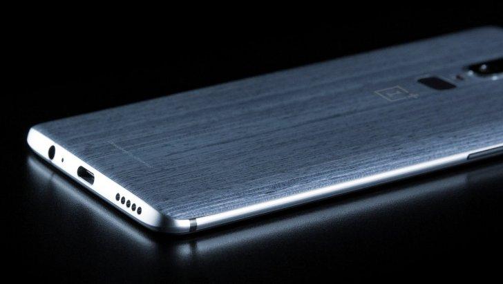 Опубликовано первое официальное изображение OnePlus 6