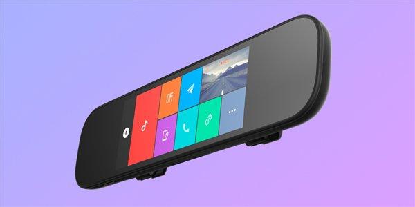 Анонсировано умное зеркало заднего вида от Xiaomi