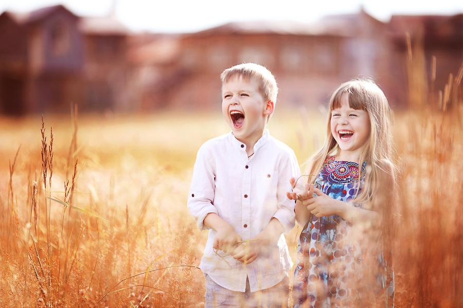 Услуги профессионального детского фотографа в Москве