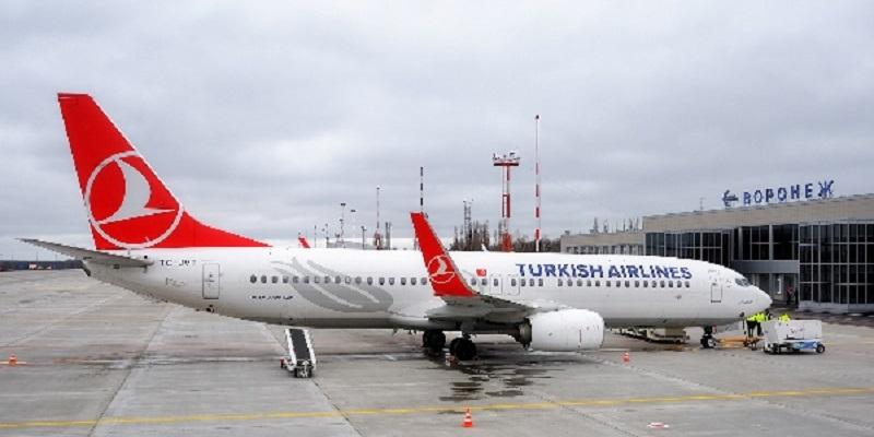 Курортная конкуренция: Turkish Airlines планируют открыть прямые рейсы из Воронежа в Анталью