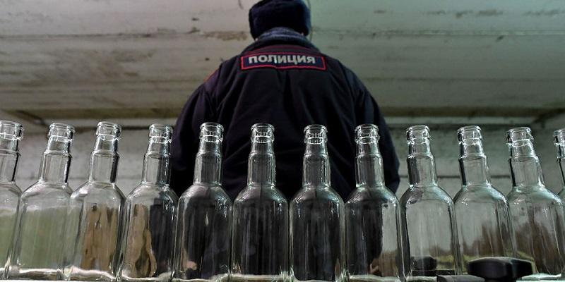 Без «левака»: Воронежскую область отметили за успехи в борьбе с нелегальным оборотом алкоголя