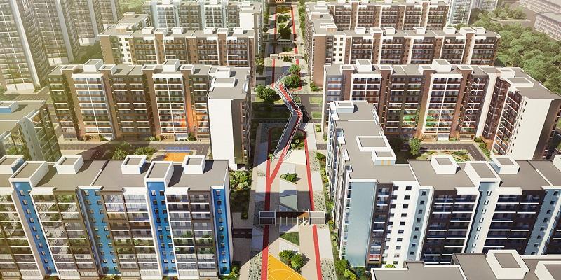 Расстроились: Воронеж стал вторым в рейтинге городов-миллионников по объемам ввода жилья