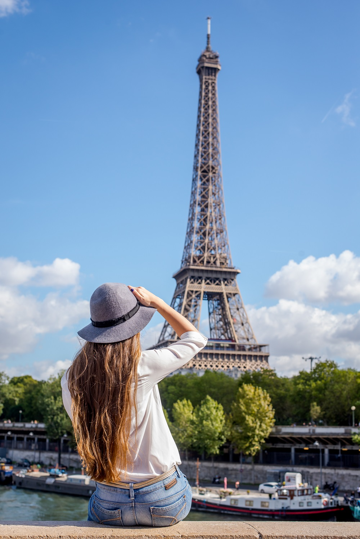 Устройте фотоссесию своей мечты в Париже
