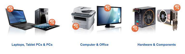 Богатый выбор компьютерной техники из Европы