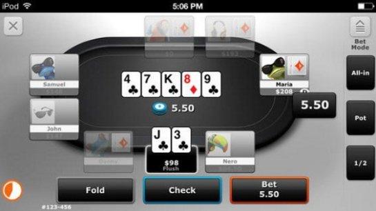 Лучшие мобильные покерные приложения на Андроид и iOS для игры на деньги