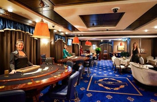SL Casino в Риге – казино для VIP гостей