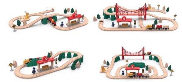 Партнер Xiaomi готовит игрушечную железую дорогу