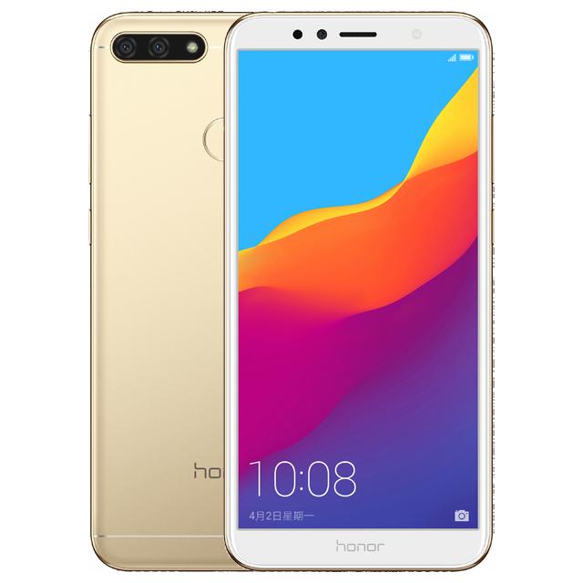 Официально представлен смартфон Honor 7A