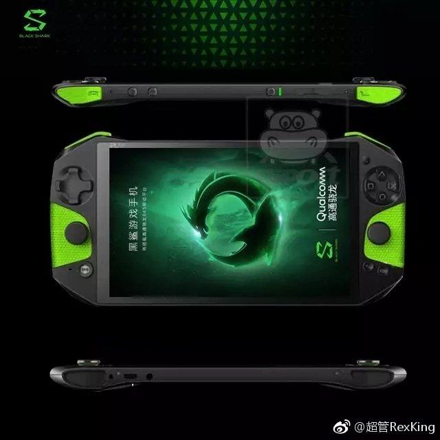 Игровой смартфон Black Shark покажут 13 апреля