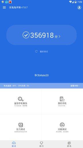 Чип Kirin 980 набирает в AnTuTu более 350 000 баллов?