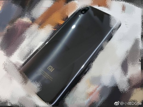 Опубликованы изображения Xiaomi Mi 7
