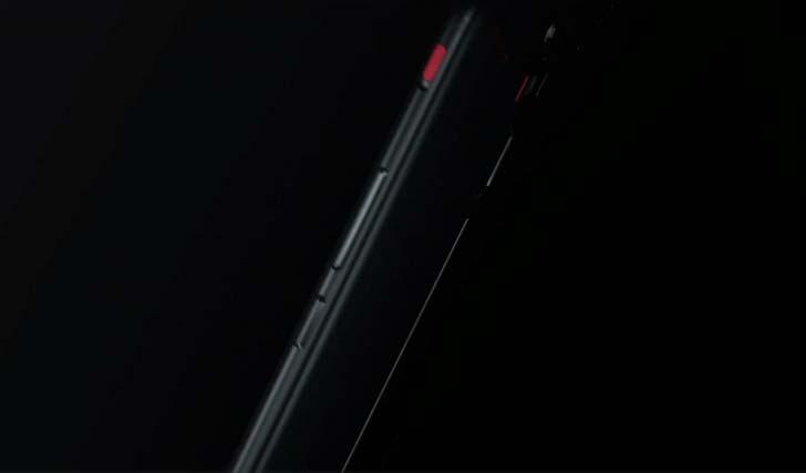 Опубликованы изображения игрового смартфона Nubia Red Magic