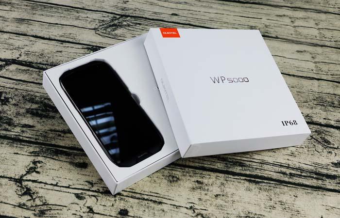 Распаковка на видео и старт продаж смартфона Oukitel WP5000