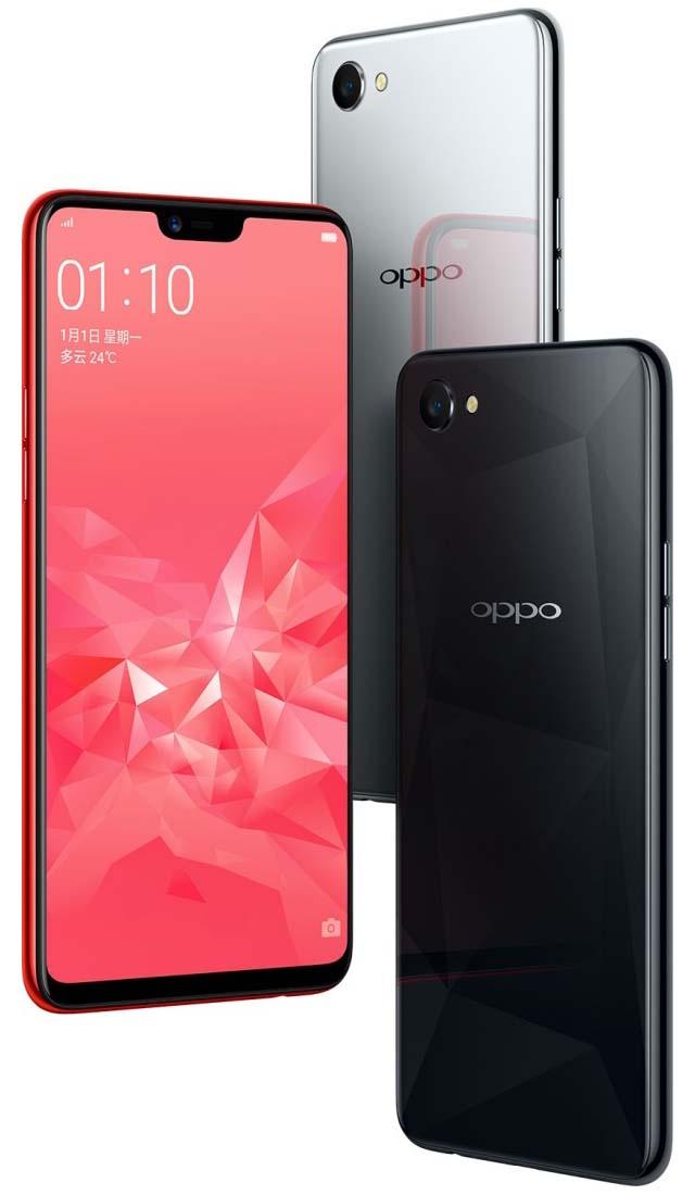 Смартфон Oppo A3 представлен официально