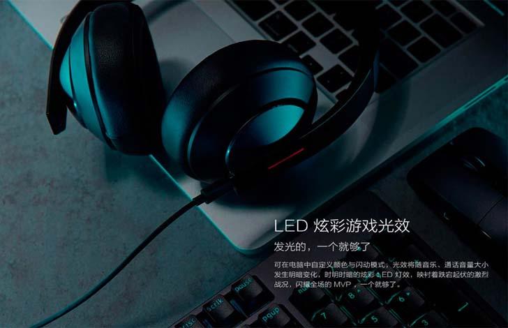 Xiaomi Gaming Headset - еще одна новинка производителя