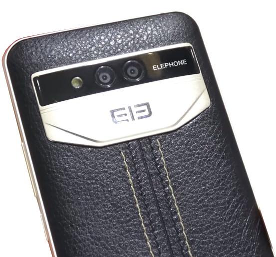 Стали известны характеристики смартфона Elephone V1