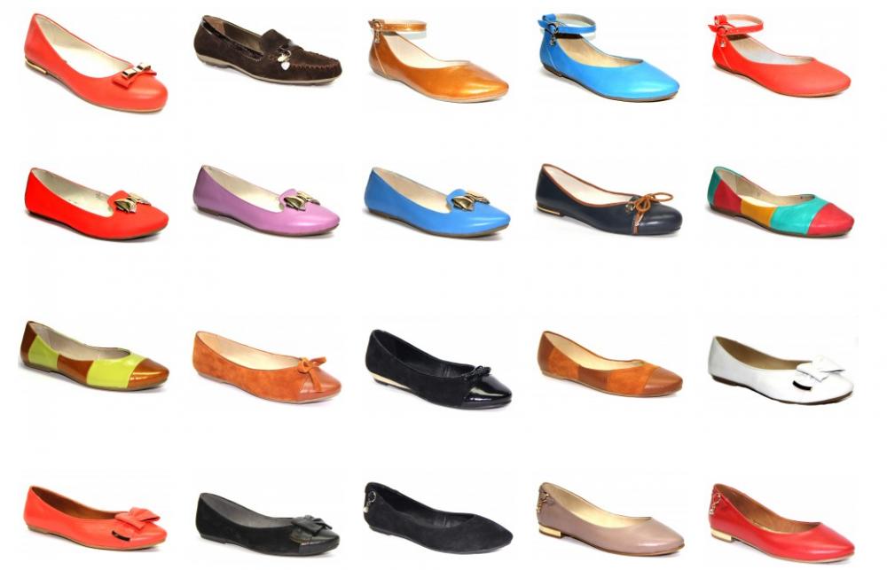 Большой ассортимент обуви для каждого пользователя