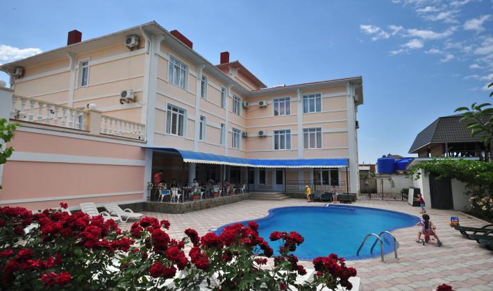 Гостевые дома в Судаке