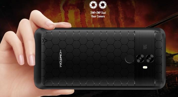 Раскрыты характеристики смартфона HomTom S99