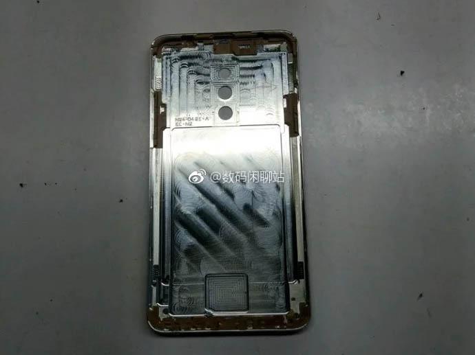 Опубликованы первые фото тыльной панели смартфона Meizu 16