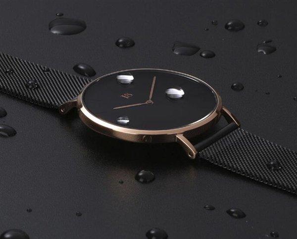 Появились кварцевые часы Xiaomi