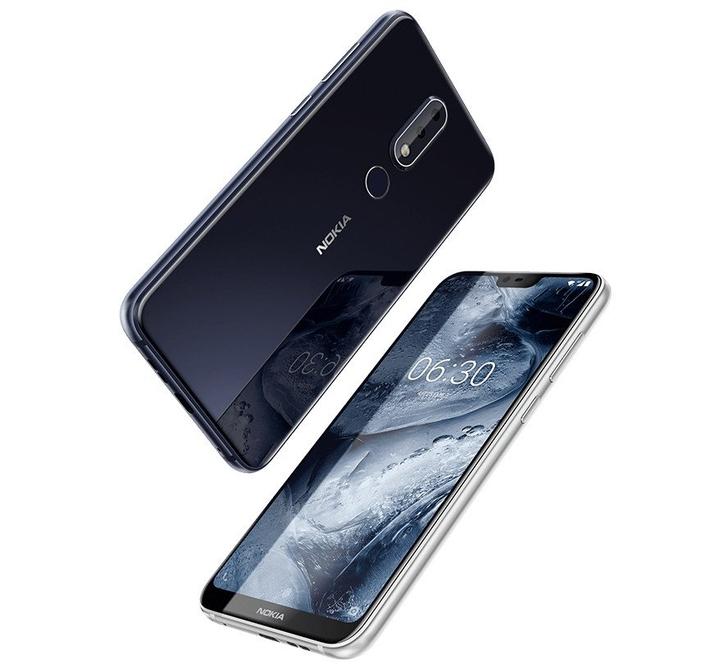 Анонсирован Nokia X6 на базе Snapdragon 636