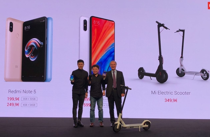 Xiaomi официально начала продавать товары в Италии