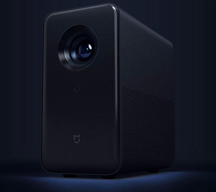 Xiaomi представила компактный проектор Mijia Projector